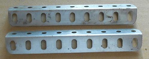 9 hole zinc Angle girders (2)