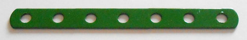 Narrow perforated strip 7 hole