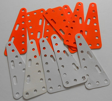 Mixed Triangular flex plates