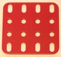 Flat Plate 4 x 4 holes