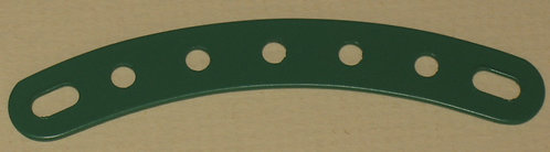 Curved Strip 7 holes (slotted ends)