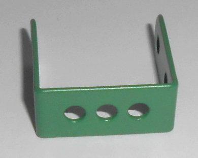 Double Angle Strip 2 x 2 hole + center hole