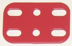 Flat Plate 2 x 3 holes