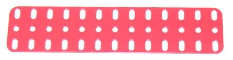 Flat Plate 13 x 3 holes