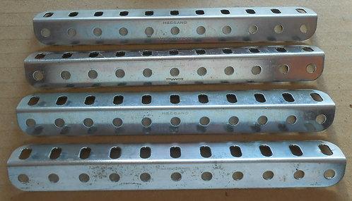 11 hole zinc Angle girders (4)