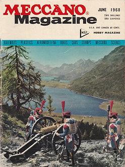Meccano Magazine June 1968