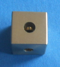 Brass Bearing Cube