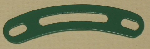 Curved Strip 1 long slot