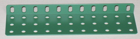 Double L section Angle Girder 11 holes