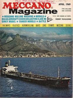 Meccano Magazine April 1969