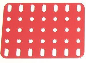 Flat Plate 5 x 7 holes
