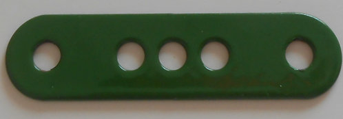 Perforated strip 4 hole + extra hole