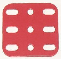 Flat Plate 3 x 3 holes