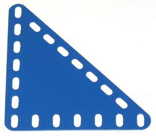 Triangular Flexible Plate 7 x 7 holes