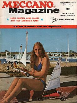 Meccano Magazine September 1972