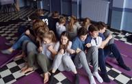 Abdijschool.  Yoga voor tieners
