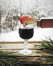 The perfect red wine cocktail for those harsh winter months