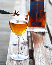 Another creative entry for the Sagamore Rye inaugural cocktail competition