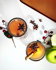 If mulled wine isn't for you try this mulled cider instead