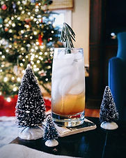 If a pine tree could be a drink, this would be it