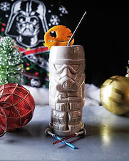 A spicy tiki drink for the winter, or whenever