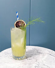 Fennel. Now that I have your attention, make this drink.