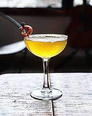 A cognac classic perfect for lovers of the lemon drop