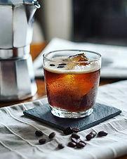 The Espresso Martini's stronger cousin
