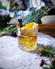 For when you want an Old Fashioned but it's cold outside