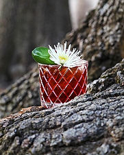 A fun, vibrant drink for spring
