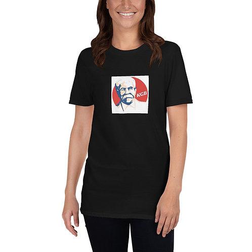 KGB Short-Sleeve Unisex T-Shirt