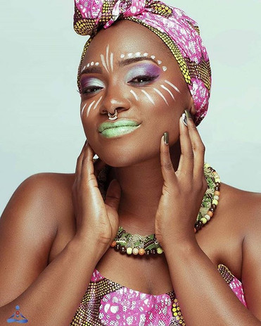 🔅African Queen🔅_Model_ _preetbird _Makeup by me _mz_sovi _Photographer _buddhamather and