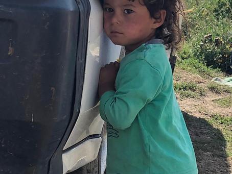 Gli occhi dei rifugiati siriani