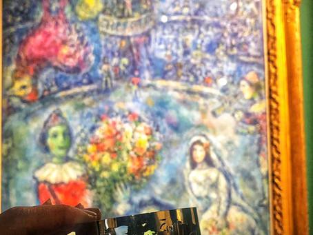 Mostra di Chagall