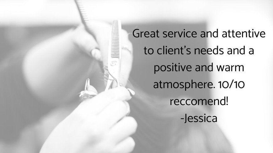 Great service and attentive to clients n