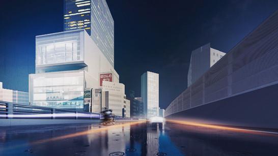 渋谷首都高速