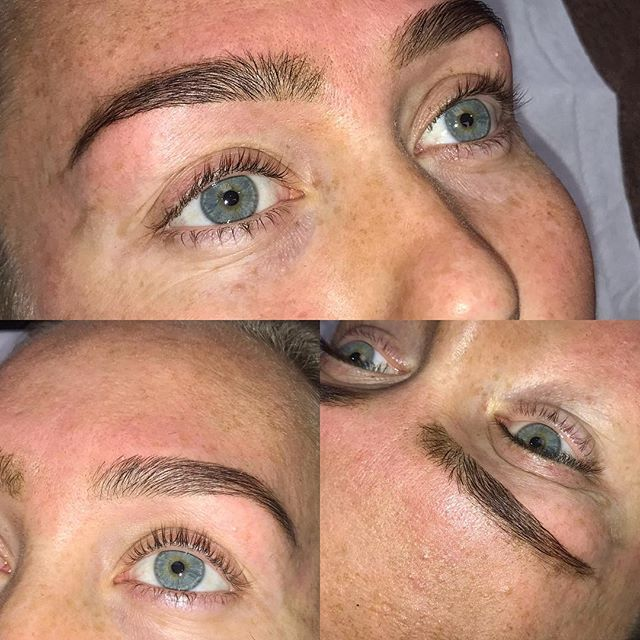 Another fab set of brows 😍 _#beauty #hdbrows #hdstylist #hdbrowstylist #brows #browstylist #browson