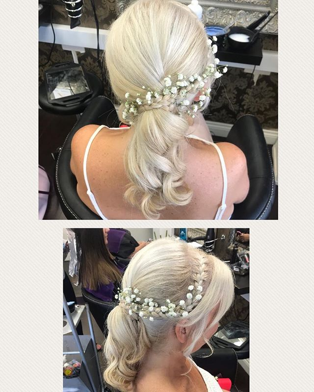 Wedding guest Hair 🎩 👰🏼