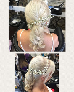 Wedding guest Hair 🎩 👰🏼