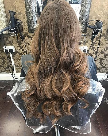 Ghd curls 😍😻 #ghd #wand #gemini #creativecurl
