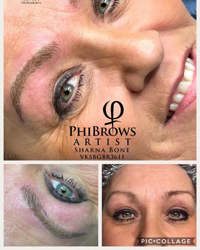 Microblading _PhiBrow artist__Microblading is perfect for those who want to fully reconstruct, defin