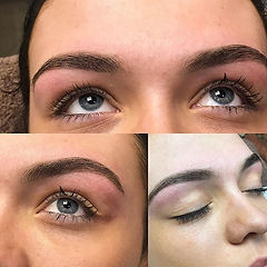 Hd brows _Another happy client #brows #browmakeup #browstylist #browshaping #hdbrows #hdstylist #hdb