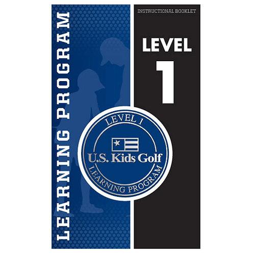 U.S. Kids Golf - 5 lessons per level