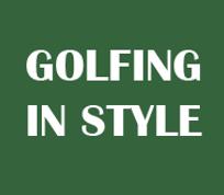 Golfing In Stye, Golf clothig company