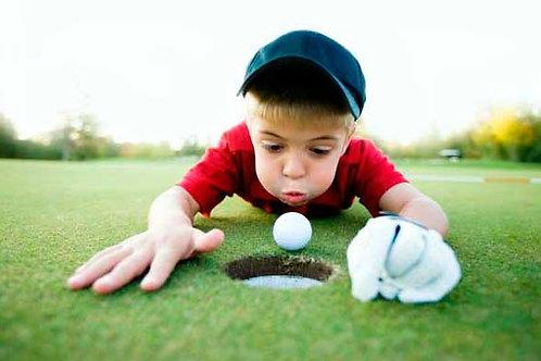 Junior Golfer Playing Lesson [5-16 y/o]
