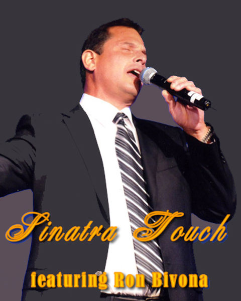 South Florida Live Music Tributes, Ron Bivona as Frank Sinatra