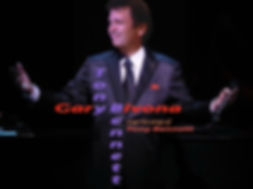 Gary Bivona sings the songs of Tony Bennett