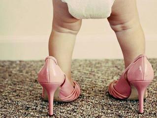 Comment chausser bébé ?