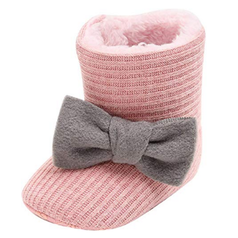 Crochet Boot