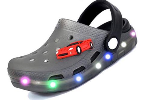LED Crocs